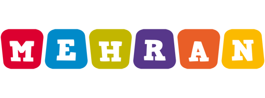 Mehran kiddo logo