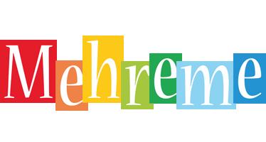 Mehreme colors logo