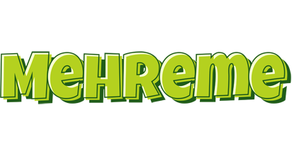 Mehreme summer logo
