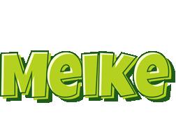 Meike summer logo