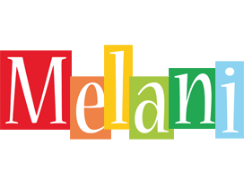 Melani colors logo
