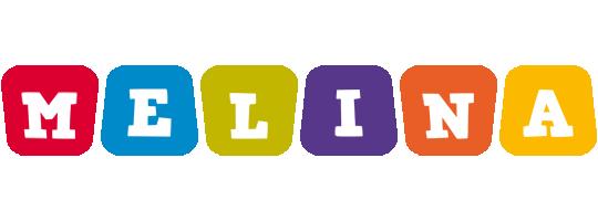 Melina kiddo logo