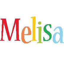 Melisa birthday logo