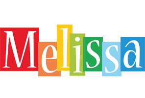Melissa colors logo