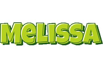 Melissa summer logo
