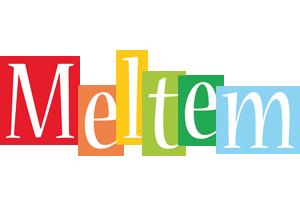 Meltem colors logo