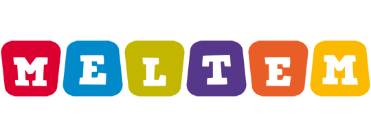 Meltem kiddo logo