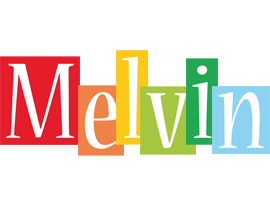 Melvin colors logo