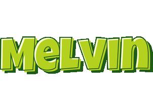 Melvin summer logo