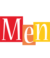 Men colors logo