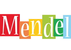 Mendel colors logo