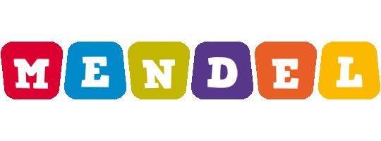 Mendel kiddo logo