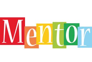 Mentor colors logo