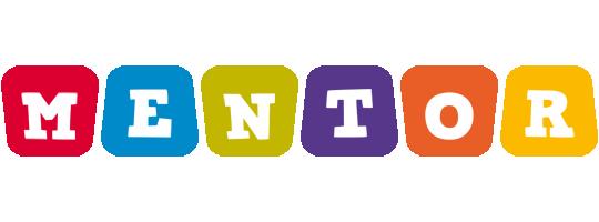 Mentor kiddo logo
