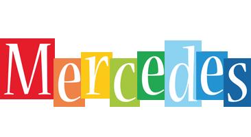 Mercedes colors logo