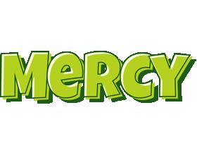 Mercy summer logo