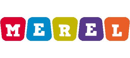 Merel kiddo logo