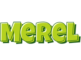 Merel summer logo