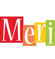 Meri colors logo
