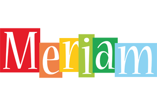 Meriam colors logo
