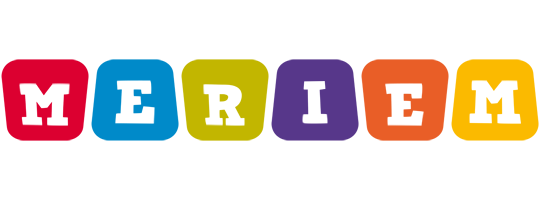 Meriem kiddo logo