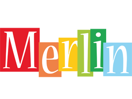 Merlin colors logo