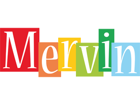 Mervin colors logo