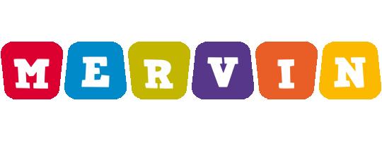 Mervin kiddo logo
