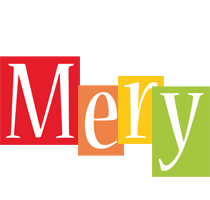 Mery colors logo