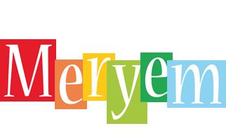 Meryem colors logo