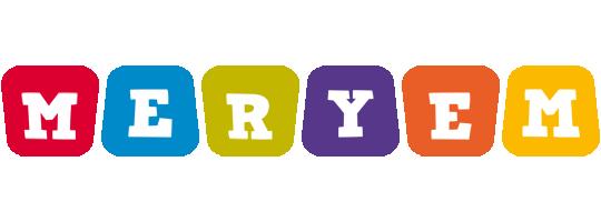 Meryem kiddo logo