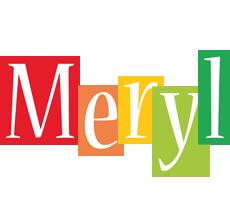 Meryl colors logo