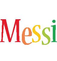 Messi birthday logo