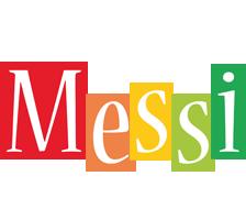 Messi colors logo