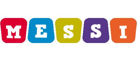 Messi kiddo logo
