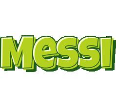 Messi summer logo