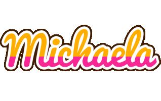 Michaela smoothie logo