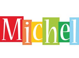 Michel colors logo