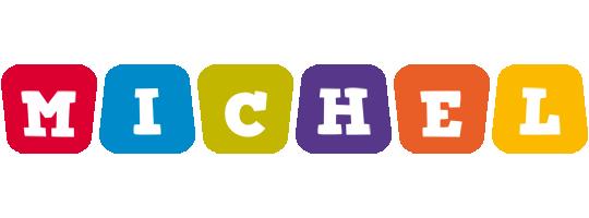 Michel kiddo logo