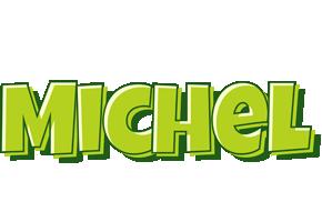 Michel summer logo