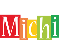 Michi colors logo