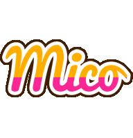 Mico smoothie logo