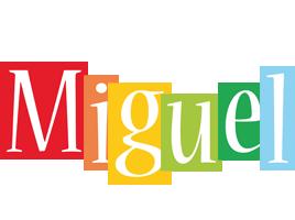 Miguel colors logo