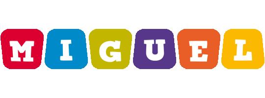 Miguel kiddo logo