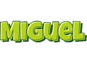 Miguel summer logo