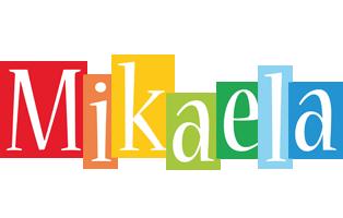 Mikaela colors logo