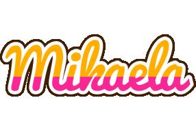 Mikaela smoothie logo