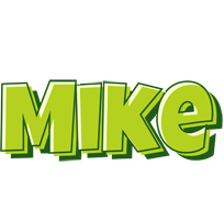 Mike summer logo