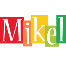 Mikel colors logo