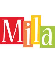 Mila colors logo